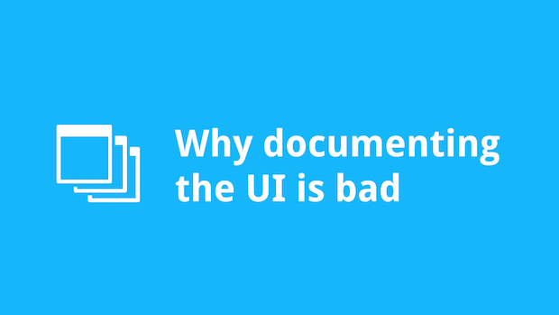 What is user story driven docs?